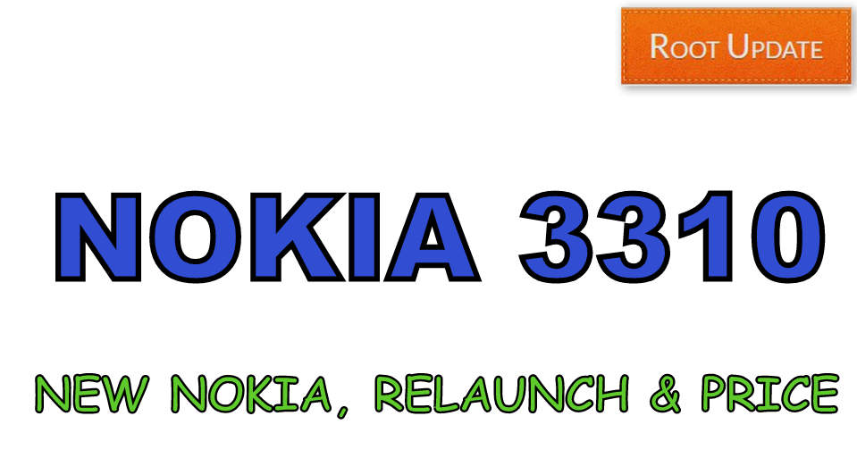 NEW NOKIA 3310 ANDROID PHONE