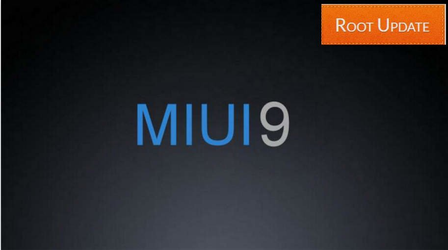How to root miui 9