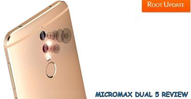 Micromax Dual 5 Review