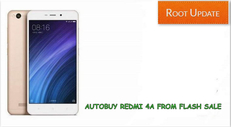 TRICK TO BUY REDMI 4A FROM FLASH SALE