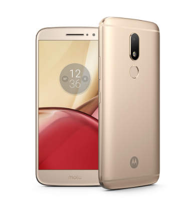 Moto M Android 8.0 Update