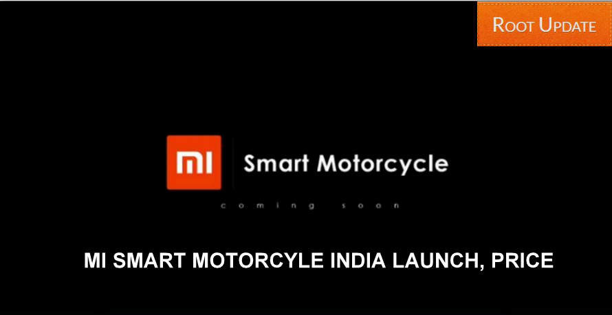 MI SMARTMOTORCYCLE INDIA LAUNCH PRICE SALE
