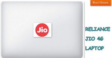 Reliance Jio 4G laptop price, Specifications and Launch Date