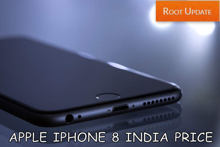 Apple Iphone 8 India Price, Launch Date and Specifications