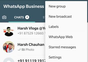 UNBLOCK OWN NUMBER FROM SOMEONE WHATSAPP