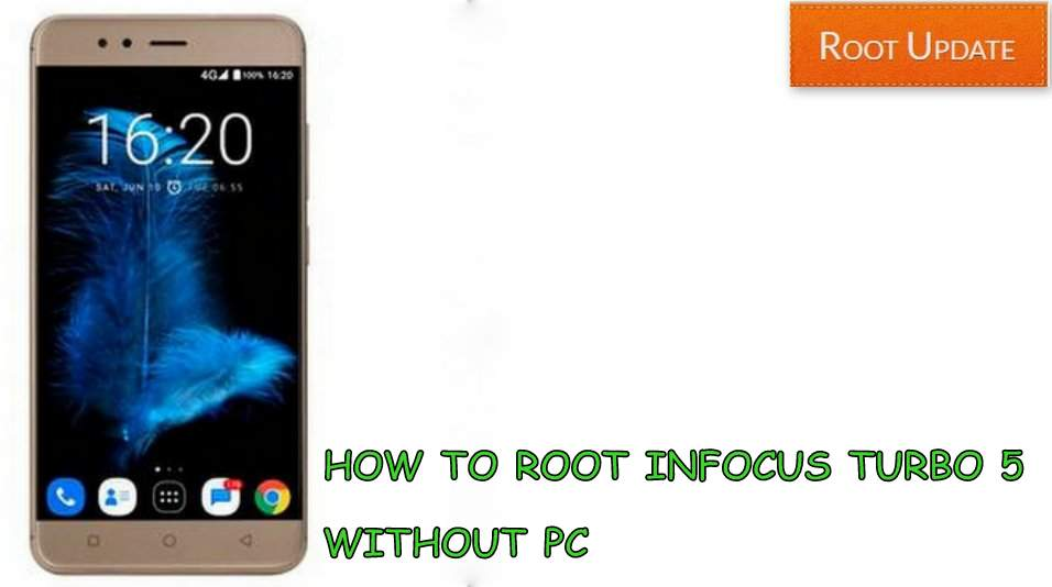 root infocus turbo 5 without PC