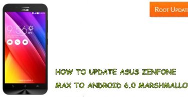 UPDATE ASUS ZENFONE MAX TO ANDROID 6.0 MARSHMALLOW