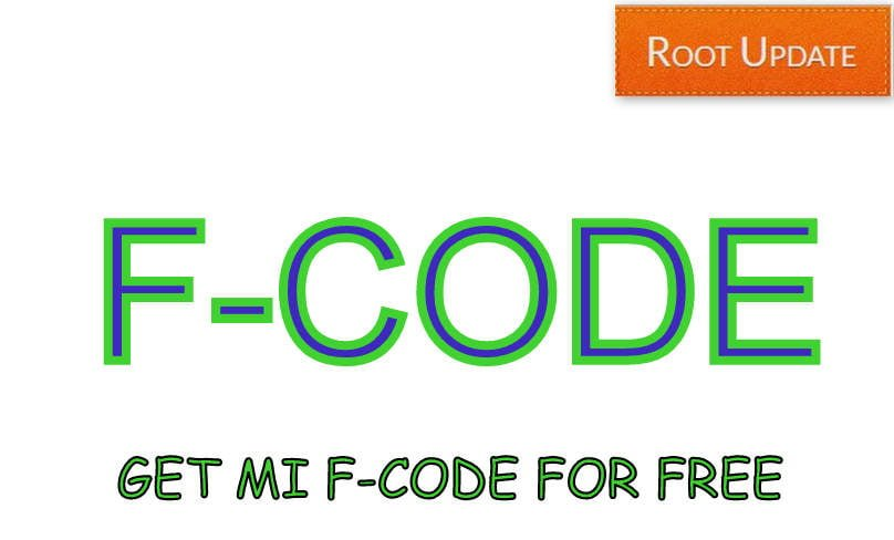 Get F-code For free