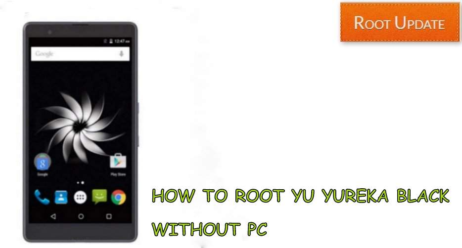 Root Yureka black without Computer