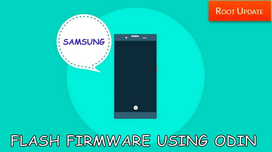 Install Firmware on Samsung Using Odin