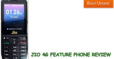 Jio 4G feature phone review