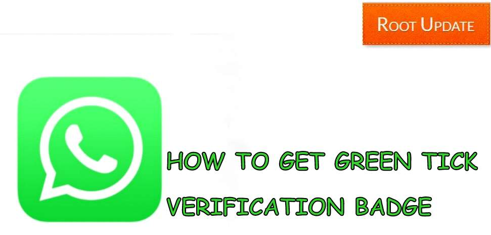 How to Get Green tick verification badge on whatsapp