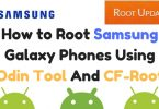 How to Root Samsung Galaxy Phones Using Odin Tool And CF-Root