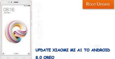 UPDATE MI A1 TO ANDROID 8.0 OREO