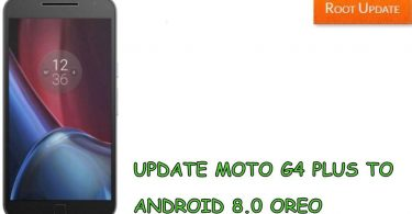 Update Moto G4 Plus to Android 8.0 Oreo