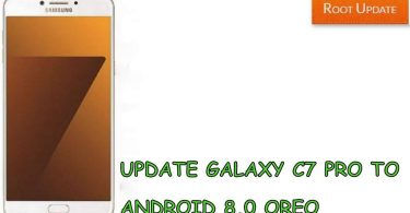 UPDATE GALAXY C7 PRO TO ANDROID 8.0 OREO