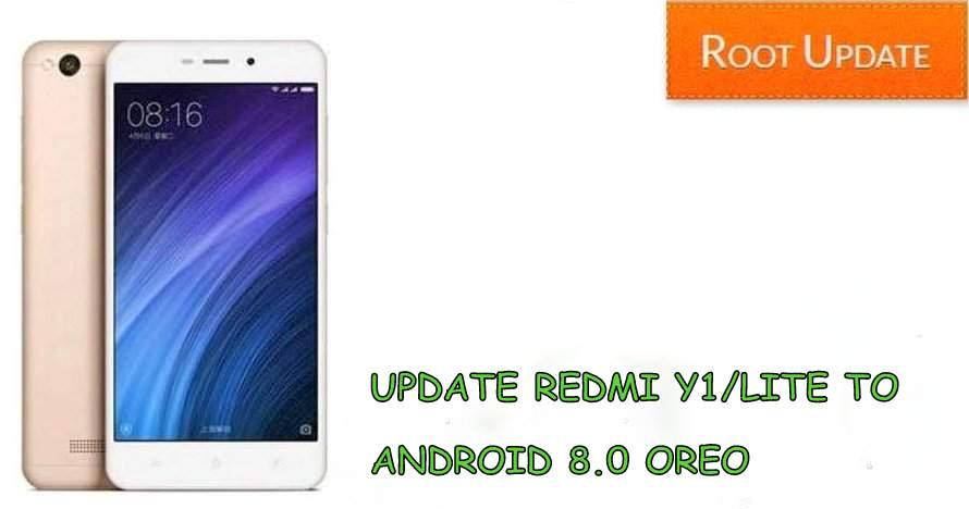Update redmi Y1 /Lite to Miui 9