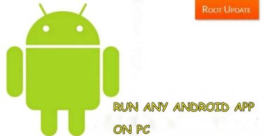 RUN ANY ANDROID APP ON PC LAPTOP