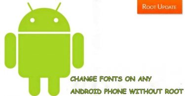 How to Change Fonts on Any Android Mobile Without Root