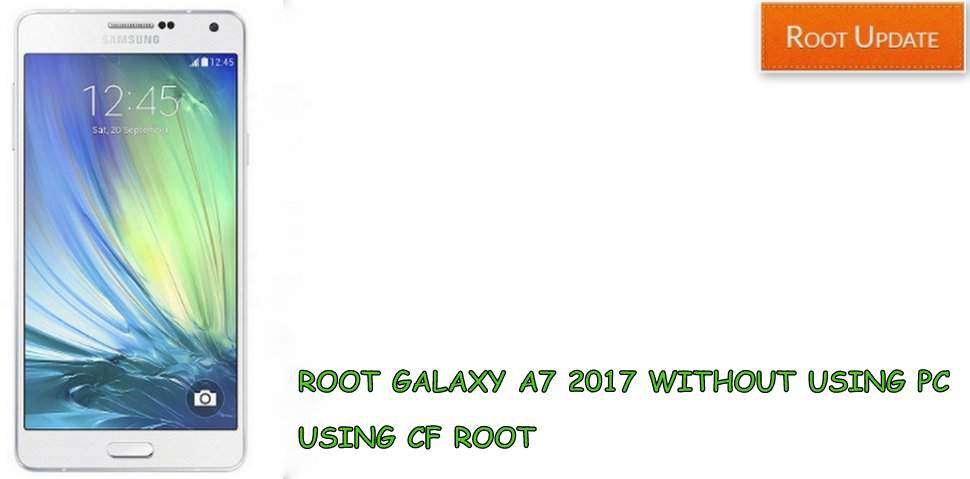 ROOT GALAXYA7 2017 WITHOUT PC