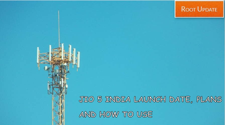Jio 5G india Launch Date Price