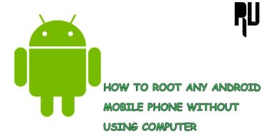How to root Any Android Without pc