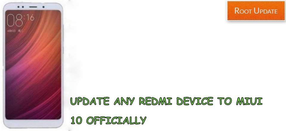 Update Any Xiaomi Device to Miui 10