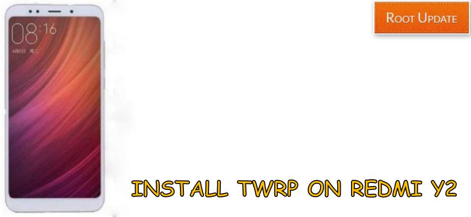 install twrp recovery on redmi y2