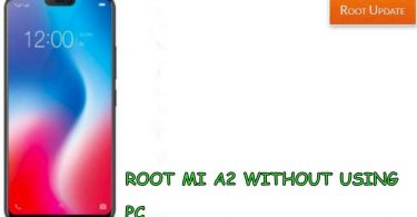 ROOT MI A2 WITHOUT PC