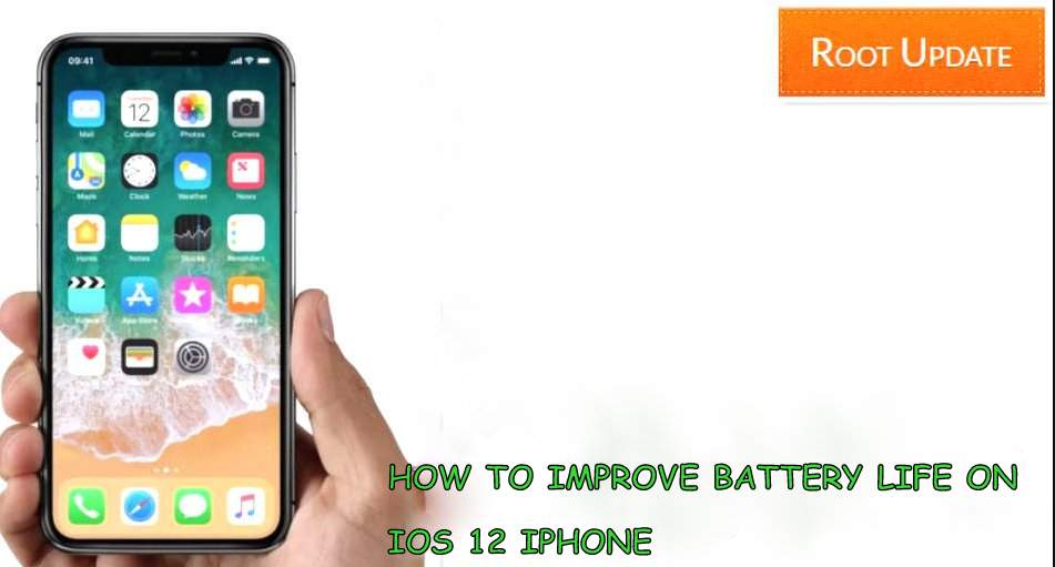 Increase battery Life on IOS 12 Running Apple iPhone