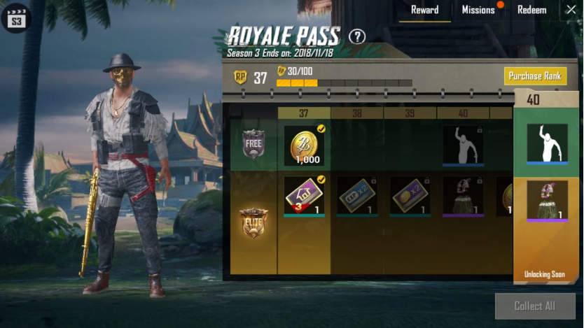 Get Royal Pass for Free in PUBG Mobile