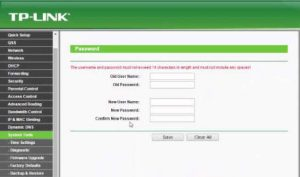 Tp Link Router ip Address