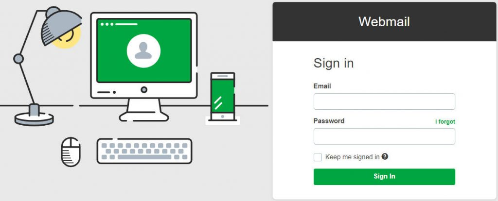 ACCESS GODADDY EMAIL