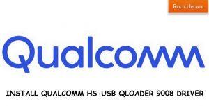 Snapdragon Qualcomm HS-USB QDLoader Driver