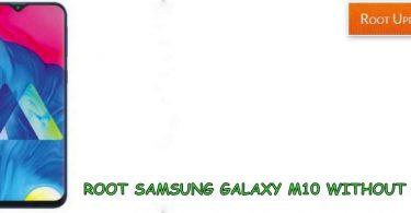 Root Galaxy M10 Without Pc