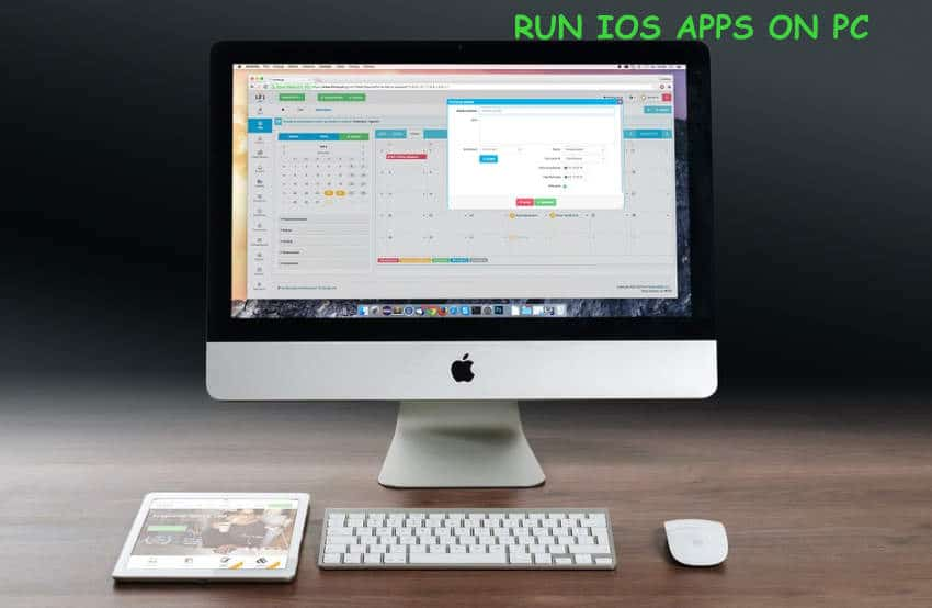 Run ios apps on PC