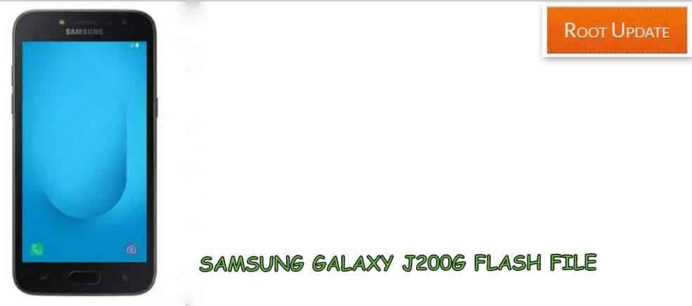Samsung J2 Flash File