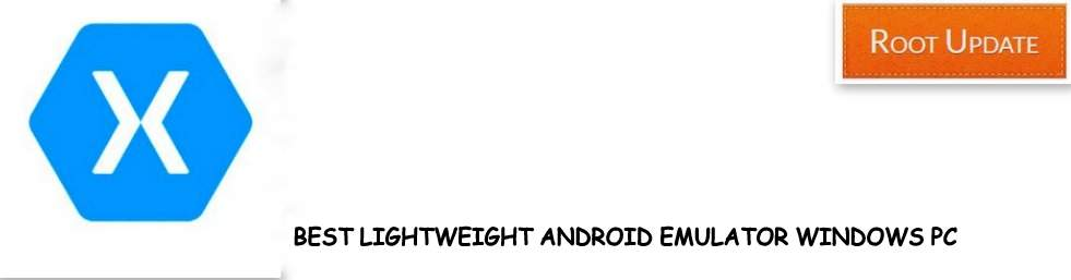 Lightweight Android Emulator for PC