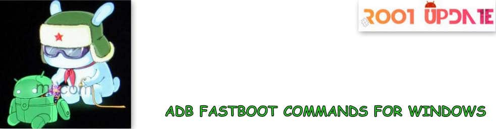 ADB Fastboot Commands for Android, Windows, Mac and Linux