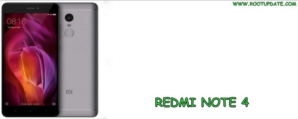 Redmi Note 4 Mi Account unlock tool