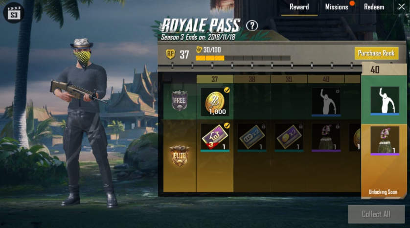 Additional Benefits of Royale pass