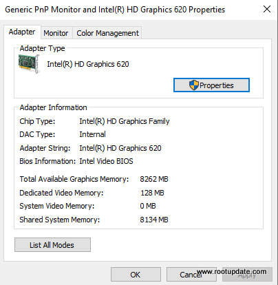 Check How Much VRAM is Available