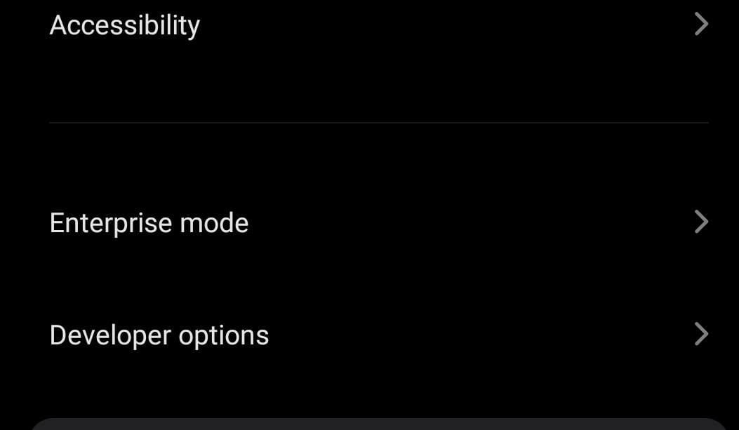 Enable OEM Unlock on Android